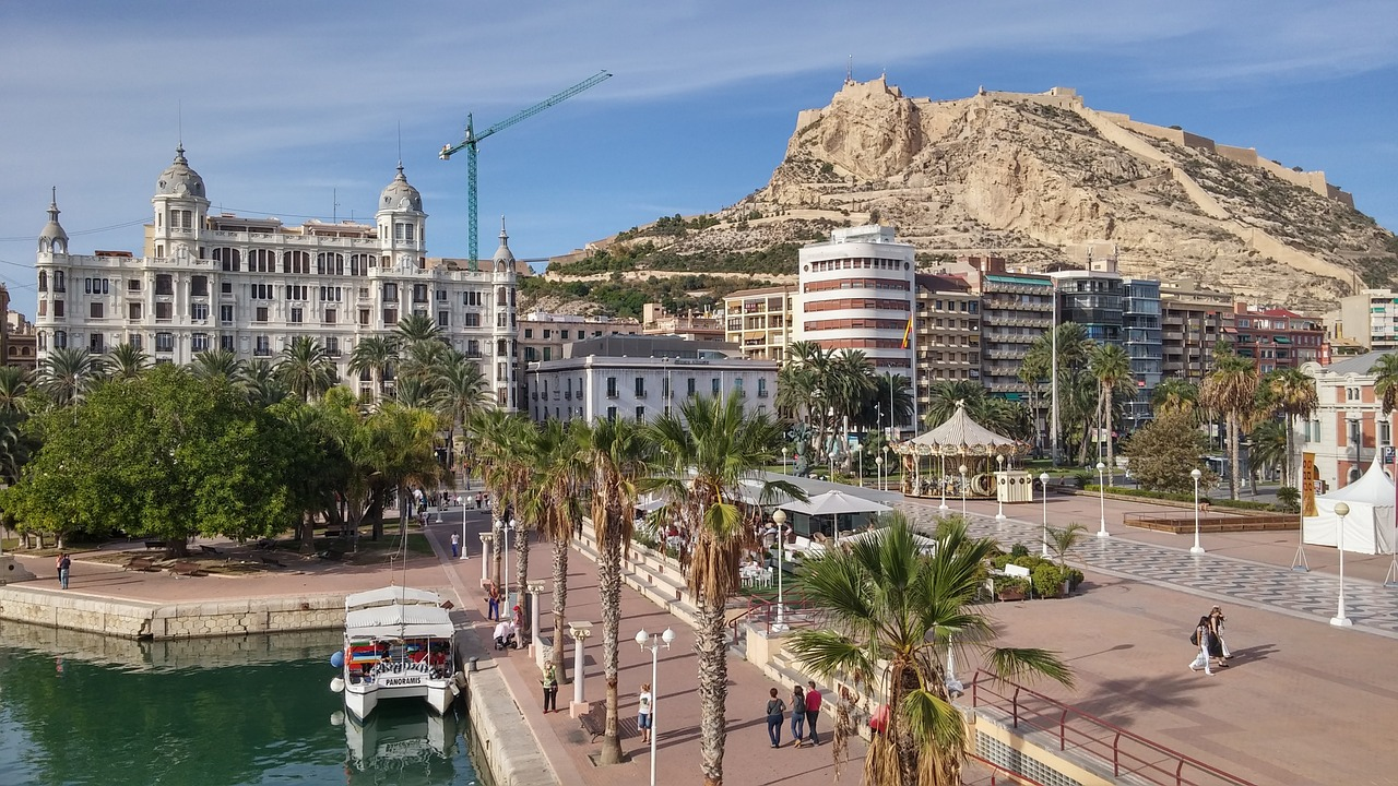 Hotels in Alicante