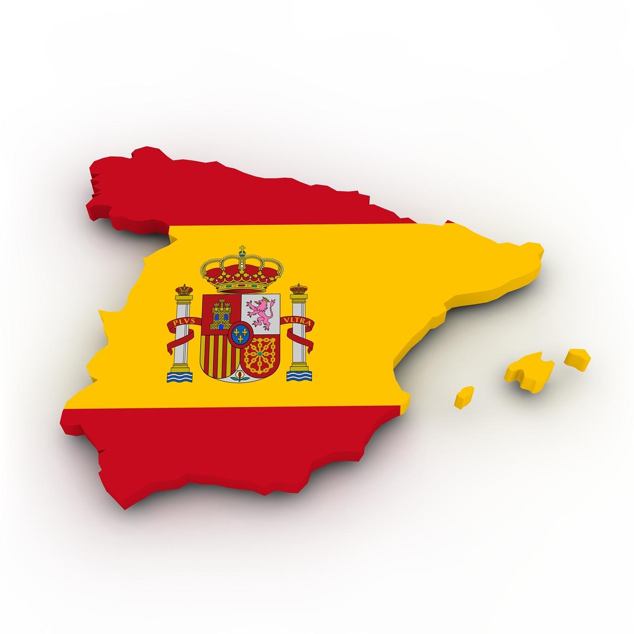 Spanien - Festland und Inseln