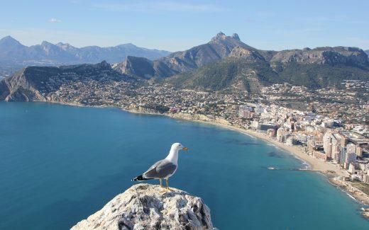 Alicante Herbsturlaub